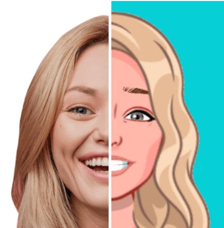 the best cartoon avatar maker app mirror logo
